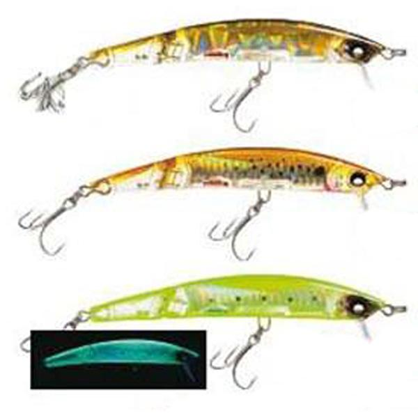 Yo-zuri Crystal 3D Minnow Deep Diver Jointed 130mm