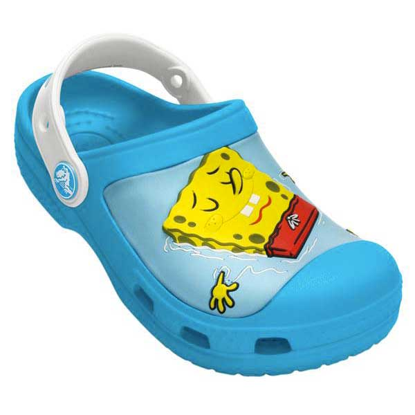 Crocs Spongebob & Patrick Star Splash in the Sea Electric