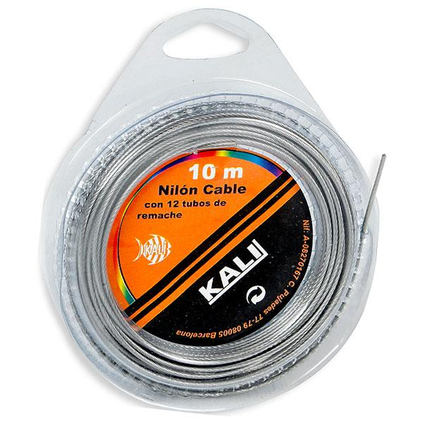 Kali Lead Core Nylon with Rivets 100m