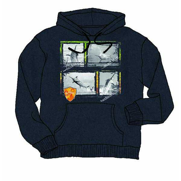 GUY HARVEY GH Yellowfin Hoodie