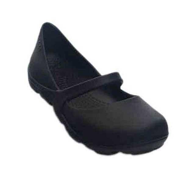 b8eef6b80410 Crocs Alice Work Black buy and offers on Waveinn