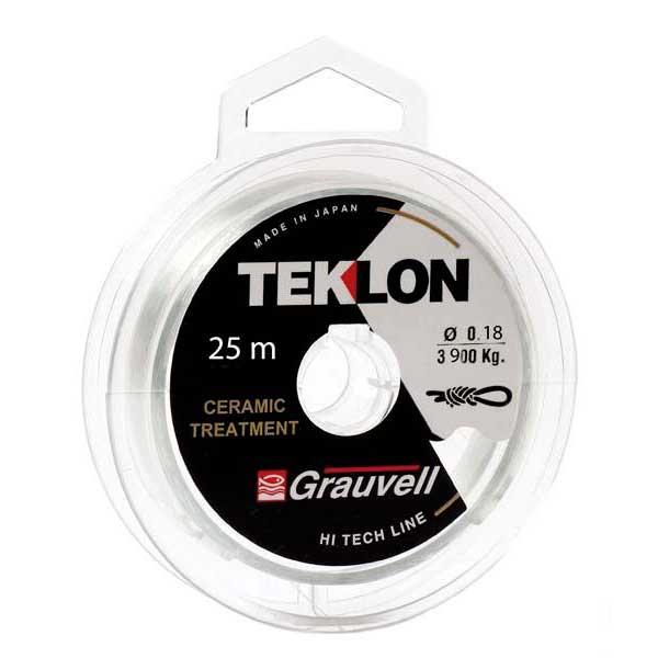 angelschnure-teklon-classic-25m, 1.95 EUR @ waveinn-deutschland