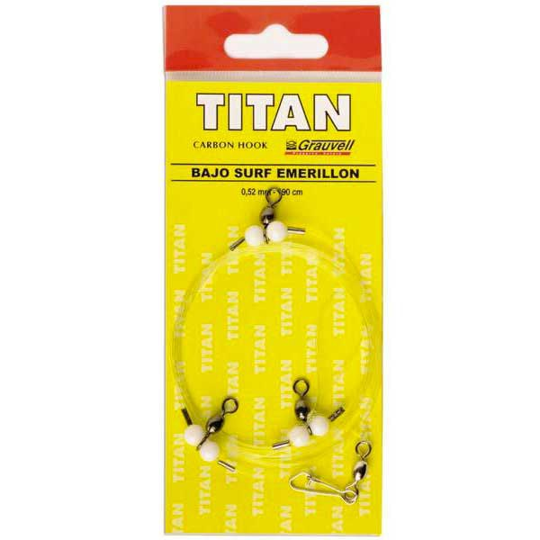 Titan Surf with Swivel