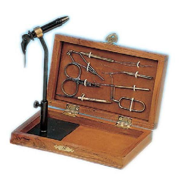Grauvell Fly Tying Tools Kit Country