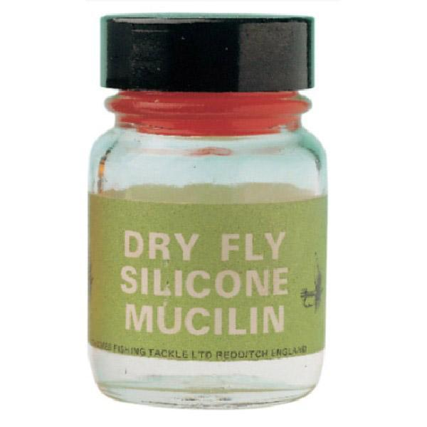 Grauvell Dry Fly Silicone Mucilin