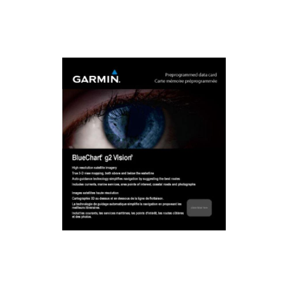 Garmin BlueChart g2 Vision Nordics Small South