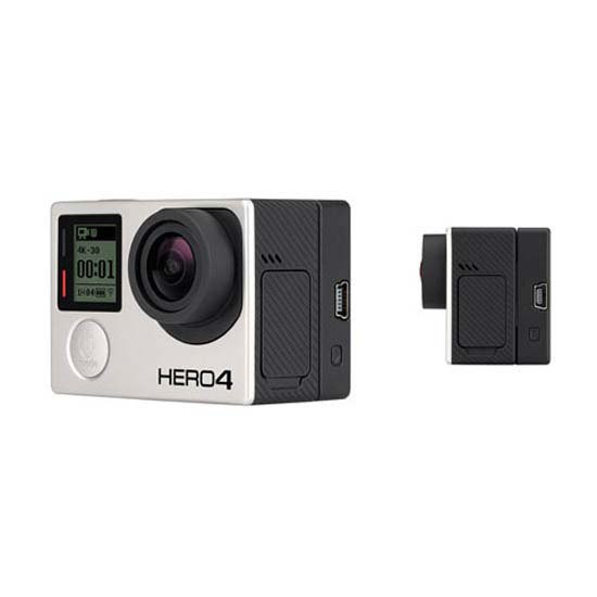 gopro battery bacpac for hero 3 plus black waveinn. Black Bedroom Furniture Sets. Home Design Ideas