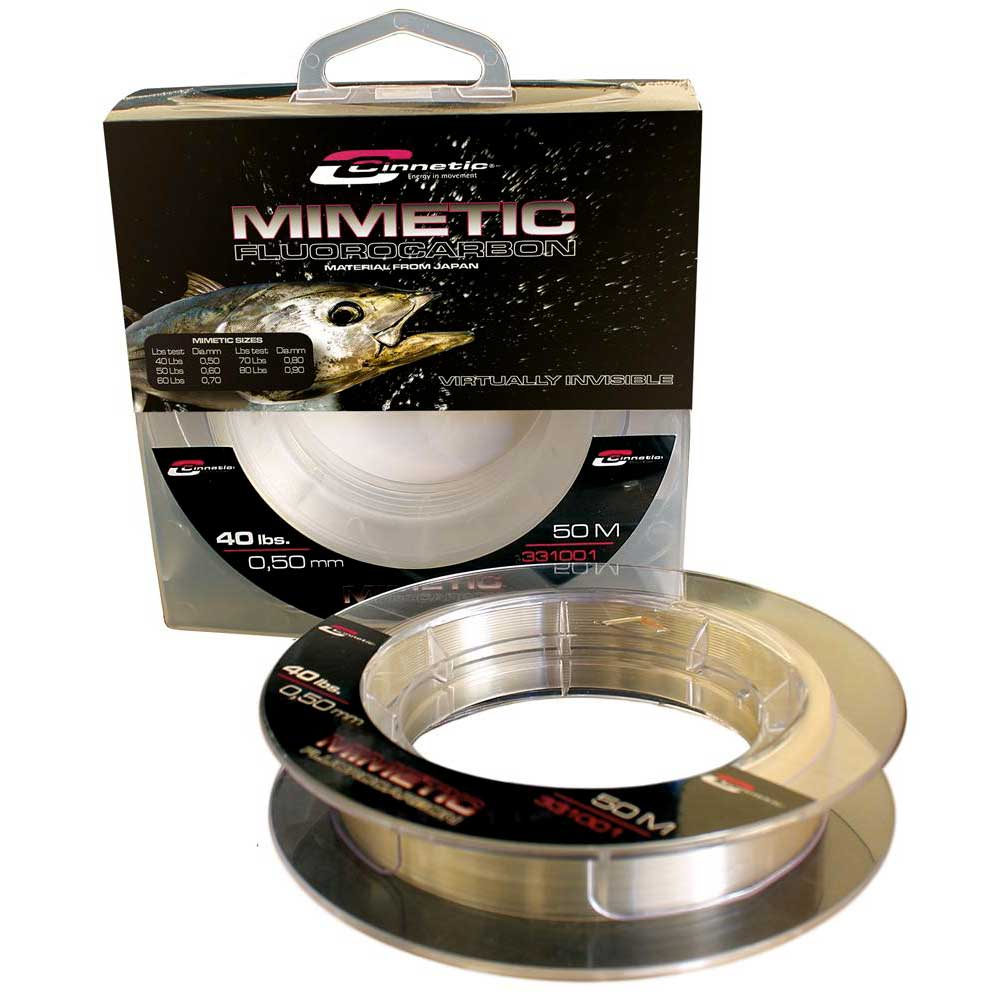 Cinnetic Mimetic Fluorocarbon 50m