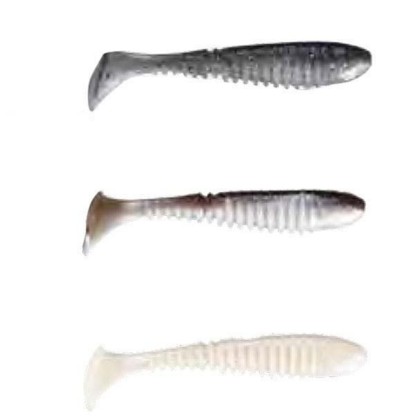 Berkley Flex Rib Shad 100 mm 50 pcs