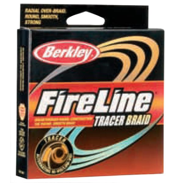 Berkley Fireline Tracer Braid 270