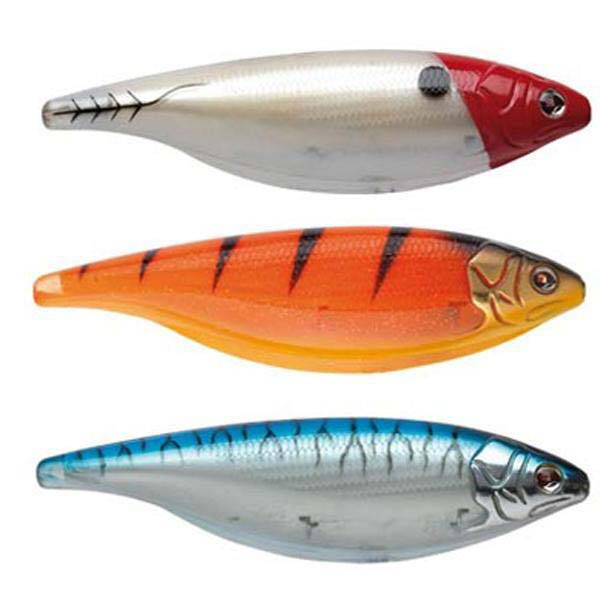 Sebile Stick Shad Salt Sun 155