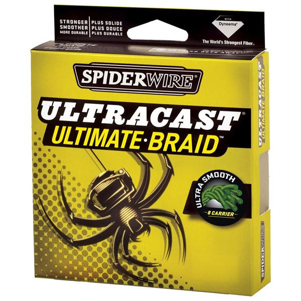 Spiderwire Ultracast Ultimate Braid 8H 110m