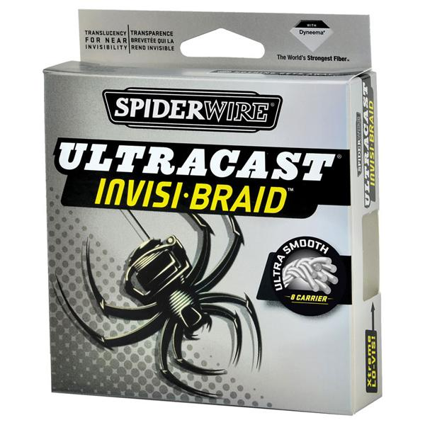 Spiderwire Ultracast Invisi Braid 270