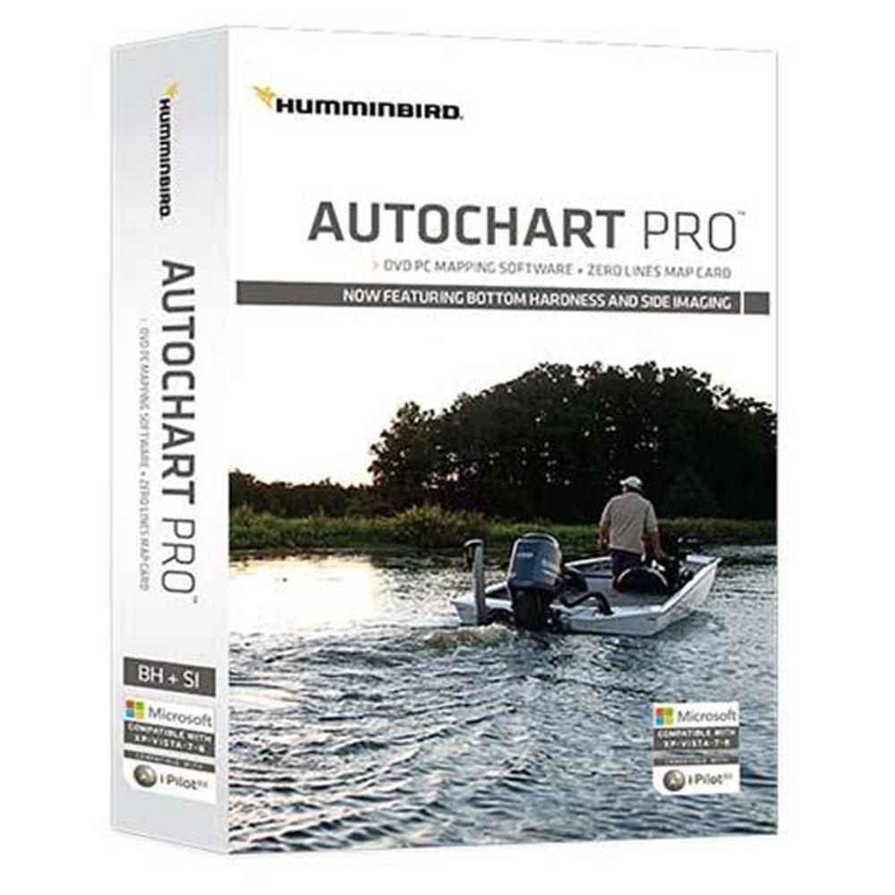 Humminbird Autochart Pro Europe
