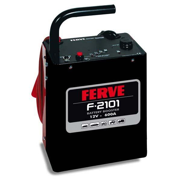 Ferve Battery Booster 12V 600A Genesis F2101