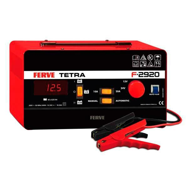 Ferve Automatic Charger Tetra 1224V 20A F2920