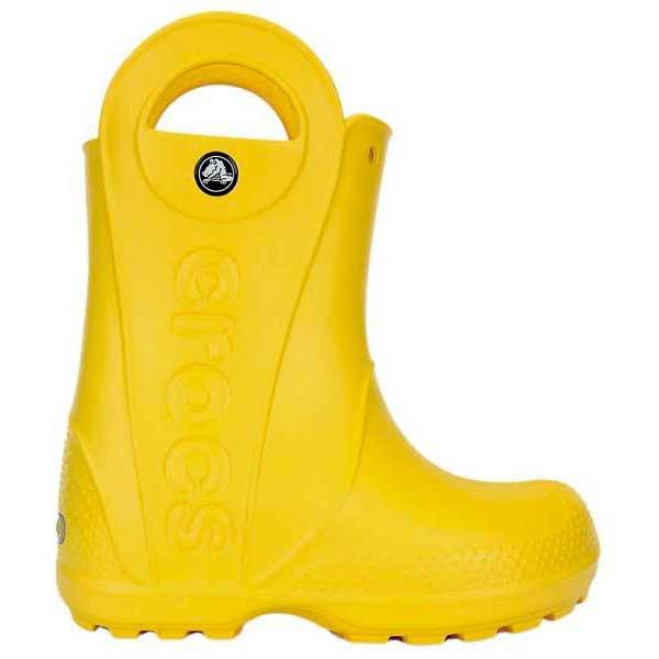 Bottes de Pluie Mixte Enfant Crocs Handle It