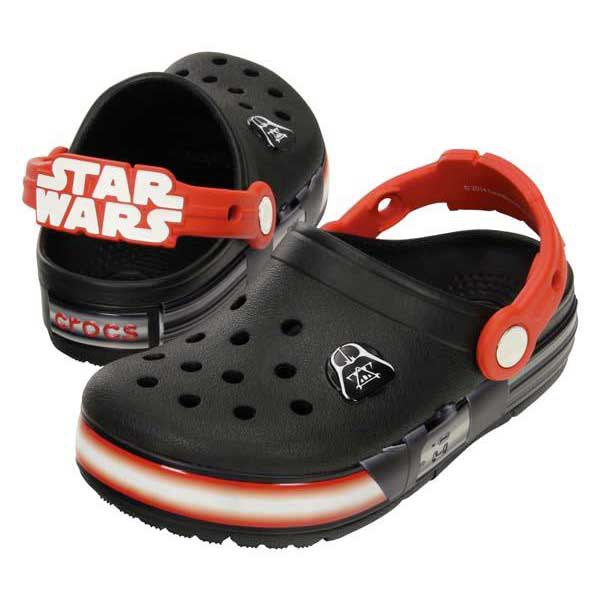 Crocs CrocsLights Star Wars Vader Kids