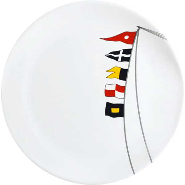 Marine business Regata Flat Dish