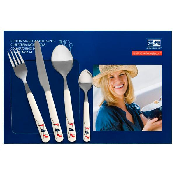 Marine business Regata Cutlery