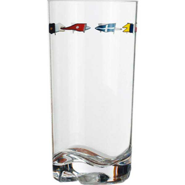 Marine business Regata Beverage Glass