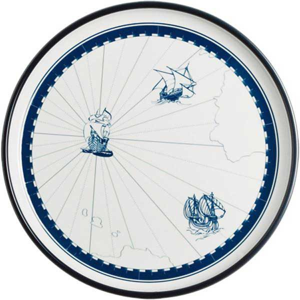 Marine business Columbus Flat Dish