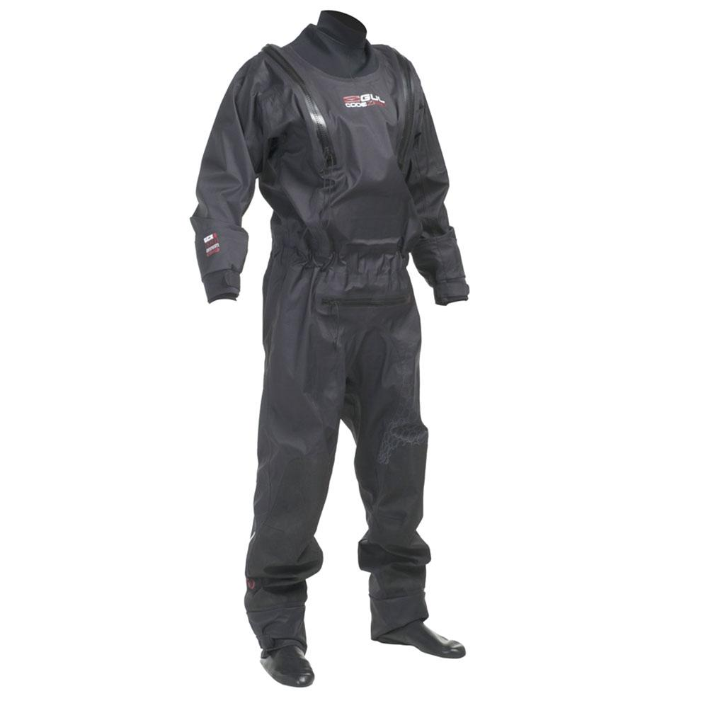 Gul CZ Stretch U Zip Drysuit