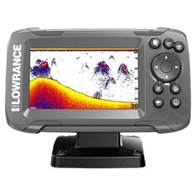 Lowrance Hook2-4x Bullet Skimmer CE ROW