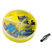 Evia Inside Rubber Round Box
