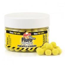 Dynamite baits Pineapple Banana Fluro Pop Ups 1 Pot