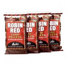 Dynamite baits Robin Red Carp Pellets Pre Drilled 900 gr