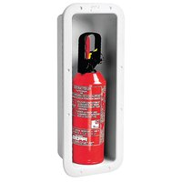 Nuova rade Storage Case for Fire Extinguisher