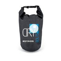 Best divers PVC Dry Bag 3L Black