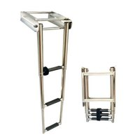 Lalizas Stainless Steel Platform Telescopic