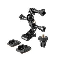 Ksix Accessories Pack for GoPro and Sport Cameras