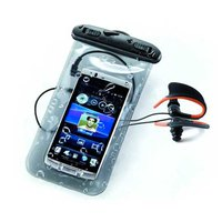 Ksix Universal Waterproof Pack Case + Headphones