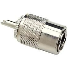 Seachoice Coaxial Cable Plug for VHF Antenna