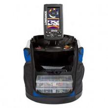 Lowrance Elite 4X CHIRP Ice Machine