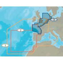 C-map 4D MAX+ WIDE North West European Coasts
