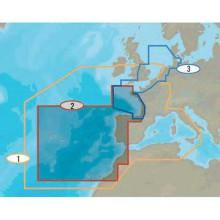 C-map 4D MAX+ WIDE West European Coasts