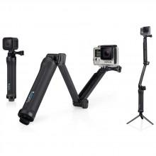 Gopro 3 Way: Camera Grip. Extension Arm or Tripod