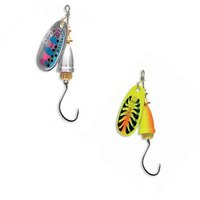 Blue fox Classic Vibrax Fluorescent Deathless 2