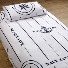 Marine business Free Style Duvet Cover Pillow Case