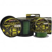 Tubertini lines Braided Line Concept X8 300m