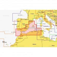 Navionics Platinum+ XL Mediterranean South West