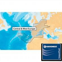 Navionics Navionics+ 46XG Central West Europe CF