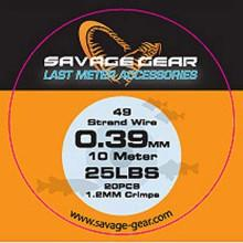 Savage gear 49Strand Wire 10