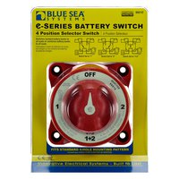 Blue sea systems E Series Selector Battery Switch