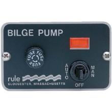 Rule pumps Deluxe Panel Switch