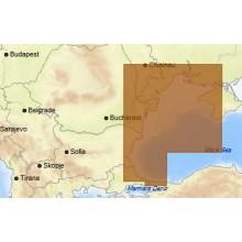 C-map 4D Max Local West of Black Sea